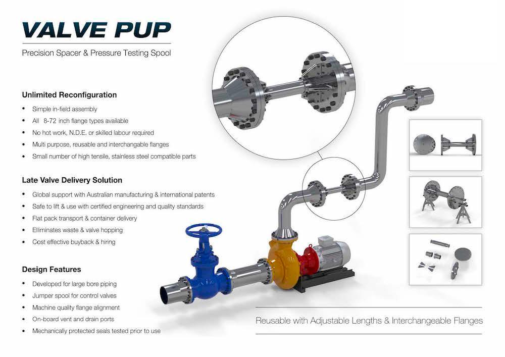 Valve Pup Hydrocom Australia Improving Productivity